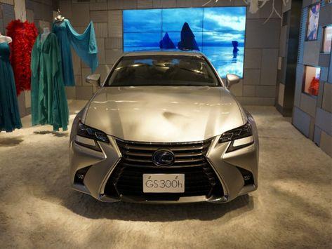 Lexus GS300h (L10) 11.2015 - 08.2020