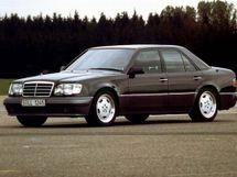 Mercedes-Benz E-Class рестайлинг 1993, седан, 1 поколение, W124