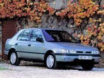 Nissan Sunny 1990, хэтчбек 5 дв., 7 поколение, N14