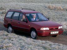 Nissan Sunny 1990, универсал, 7 поколение, Y10