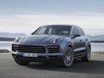 Porsche Cayenne 2017, джип/suv 5 дв., 3 поколение