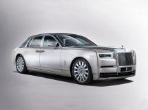 Rolls-Royce Phantom 2017, седан, 8 поколение