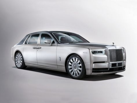 Rolls-Royce Phantom  07.2017 -  н.в.