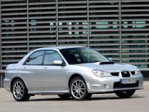 Subaru Impreza WRX STI 2-й рестайлинг 2005, седан, 2 поколение, GD