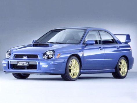 Subaru Impreza WRX STI (GD/G11) 04.2000 - 10.2002