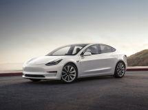 Tesla Model 3 1 поколение, 07.2017 - н.в., Седан