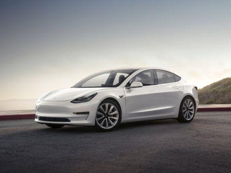 Tesla Model 3  07.2017 -  н.в.