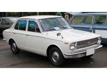 Toyota Corolla 1966, седан, 1 поколение, E10
