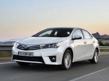 Toyota Corolla 11 поколение, 05.2012 - 07.2016, Седан