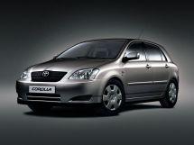 Toyota Corolla 9 поколение, 08.2000 - 06.2004, Хэтчбек 5 дв.