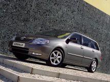 Toyota Corolla 9 поколение, 08.2000 - 06.2004, Универсал