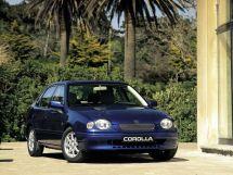 Toyota Corolla 8 поколение, 05.1997 - 01.2000, Хэтчбек 5 дв.