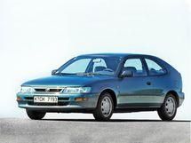 Toyota Corolla рестайлинг 1995, хэтчбек 3 дв., 7 поколение, E100