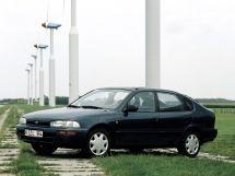 Toyota Corolla 1991, лифтбек, 7 поколение, E100