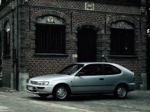 Toyota Corolla 1991, хэтчбек 3 дв., 7 поколение, E100