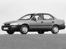 Toyota Corolla 1991, седан, 7 поколение, E100