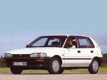 Toyota Corolla 1987, хэтчбек 5 дв., 6 поколение, E90