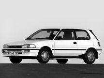 Toyota Corolla 1987, хэтчбек 3 дв., 6 поколение, E90