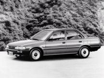 Toyota Corolla 1987, седан, 6 поколение, E90