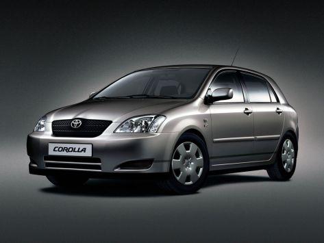 Toyota Corolla E120