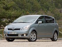 Toyota Corolla Verso рестайлинг 2007, минивэн, 2 поколение, AR10