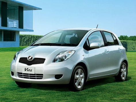 Toyota Vitz (XP90) 02.2005 - 07.2007