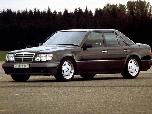 Mercedes-Benz E-Class 1993 - 1995