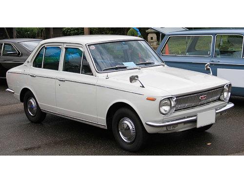 Toyota Corolla 1966 - 1970