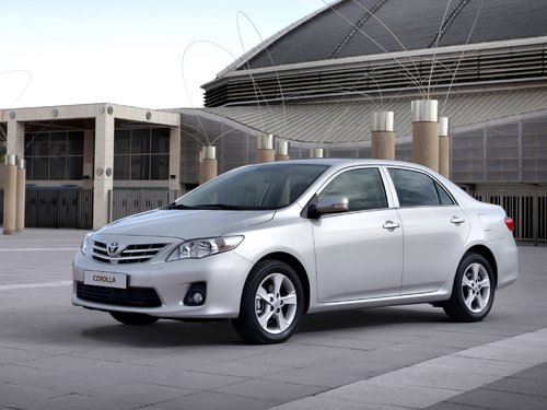Toyota Corolla 2010 - 2013