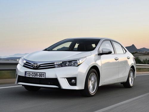 Toyota Corolla 2012 - 2016