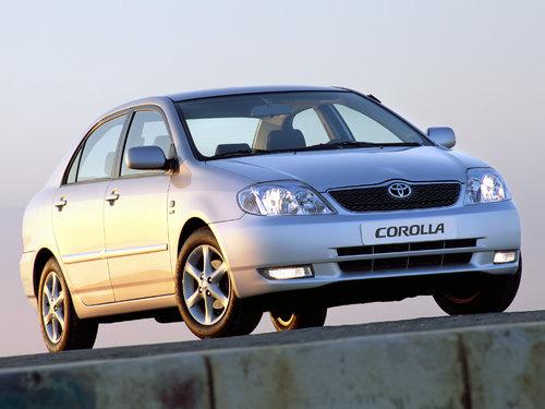 Toyota Corolla 2000 - 2004