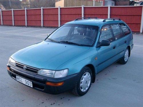 Toyota Corolla 1991 - 1997