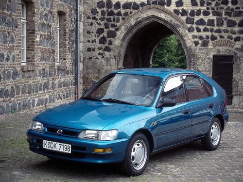 Toyota Corolla 1995 - 1997