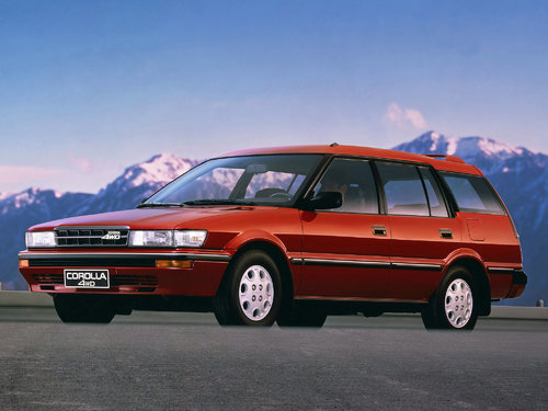 Toyota Corolla 1987 - 1994