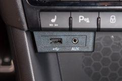 Дополнительное оборудование аудиосистемы: 6 динамиков, USB, AUX, SD