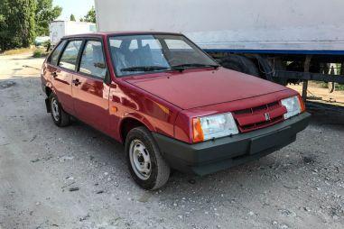 На Украине продали 27-летний ВАЗ-2109 с практически нулевым пробегом