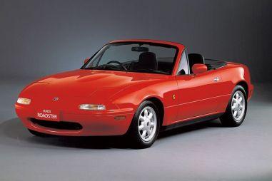 Mazda займется реставрацией классических родстеров MX-5