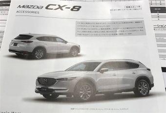 В дизайне у него немало общего с Mazda CX-5, но салон побольше и может вместить до 7 человек.
