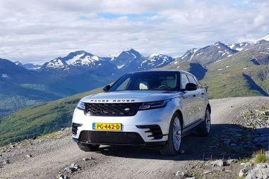 Jaguar Land Rover представил Range Rover Velar и новый двигатель Ingenium 2.0Т