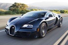 Новость о Bugatti