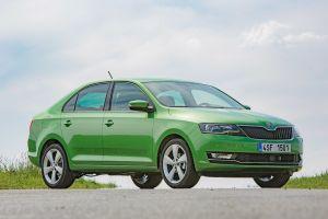 Skoda отзывает в России 3 тысячи машин