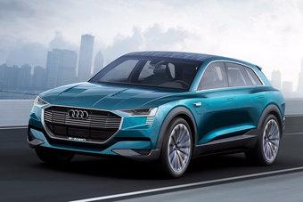 К 2025 году Audi планирует довести долю электромобилей в структуре производства до 1/3 от общего объема выпуска.