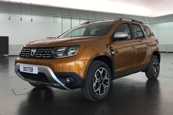 В гамме Dacia / Renault Duster появится новый дизельный мотор.