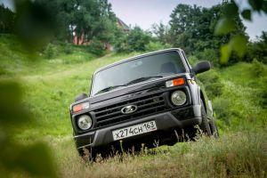 Блиц-тест обновленного внедорожника Lada 4x4 Urban 5d. На 40 лет моложе