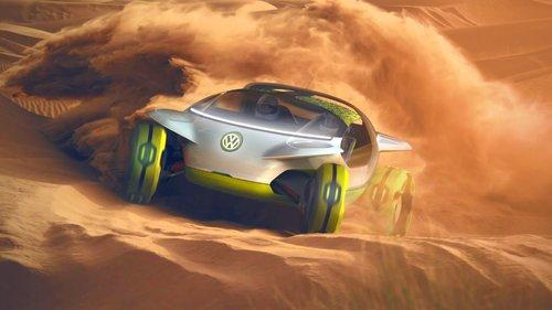 Какими видят автомобили будущего российские студенты Обзор  Проект близок по духу таким автомобилям как peugeot hoggar concept volkswagen concept t citroen c buggy concept