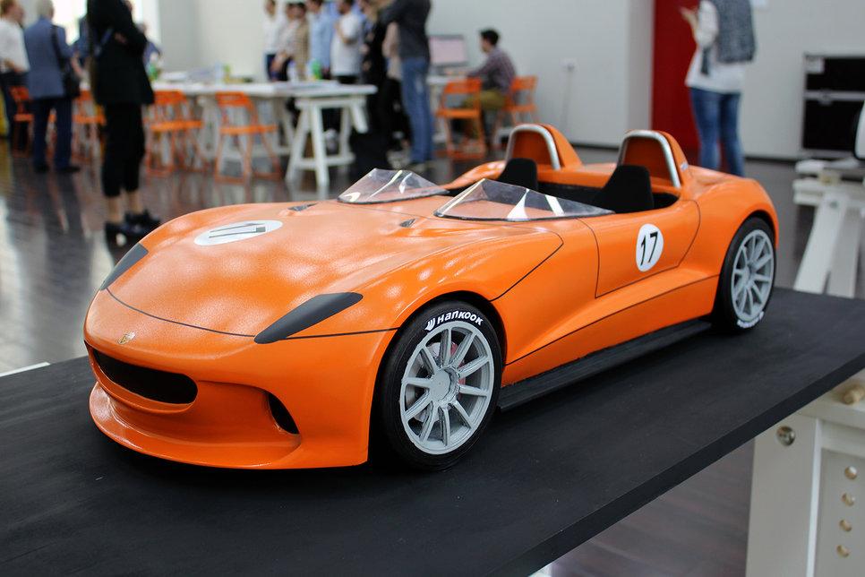 Какими видят автомобили будущего российские студенты Обзор  Основанная в 1958 году небольшая британская компания ginetta cars занимается мелкосерийным производством спорткаров для любителей и профессиональных