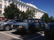 Москвич 2141, 1995