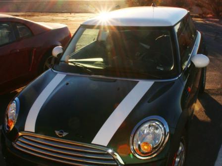 Mini Hatch 2012 - отзыв владельца