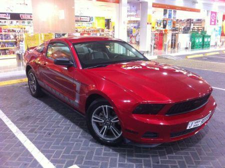 Ford Mustang 2014 - отзыв владельца