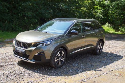 Peugeot 5008 2017 - отзыв владельца